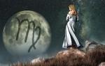 Гороскоп, Луна в знаке Девы