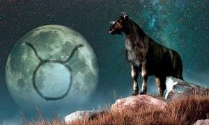 Гороскоп, Луна в знаке Телец