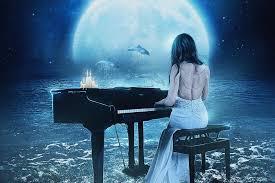 devushka i pianino